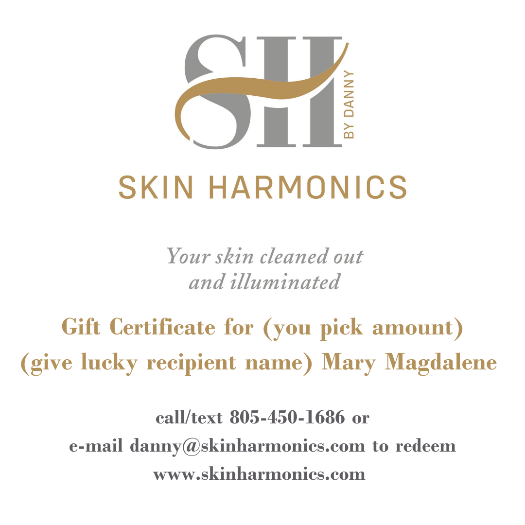 Gift Certificate Any Amount