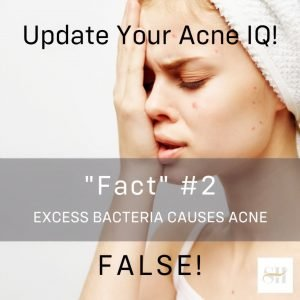Does Excess Bacteria Cause Acne? – Skin Mythbusting