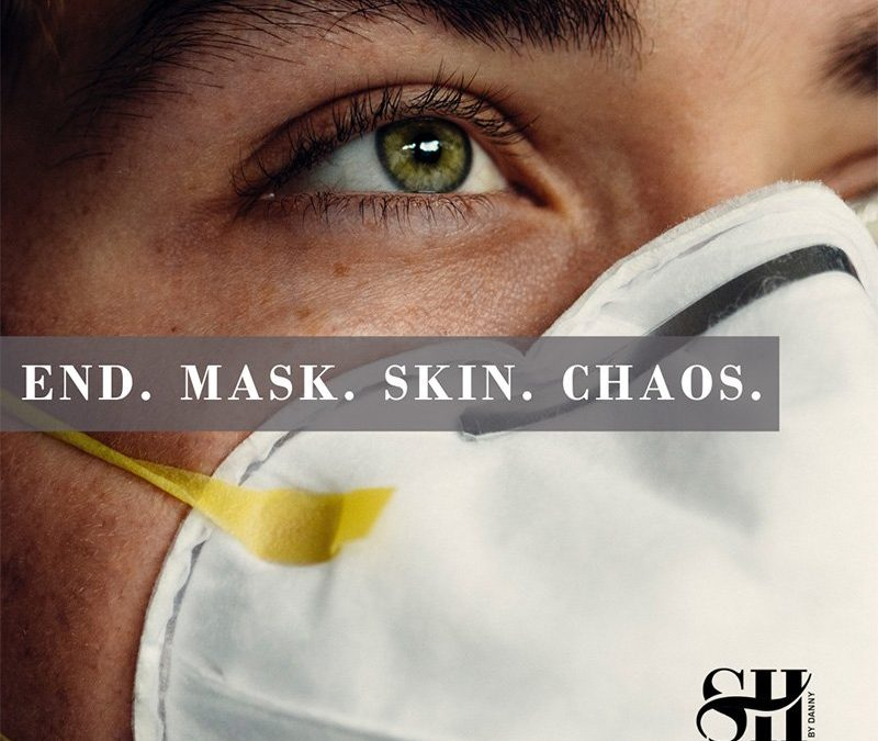 end mask skin chaos
